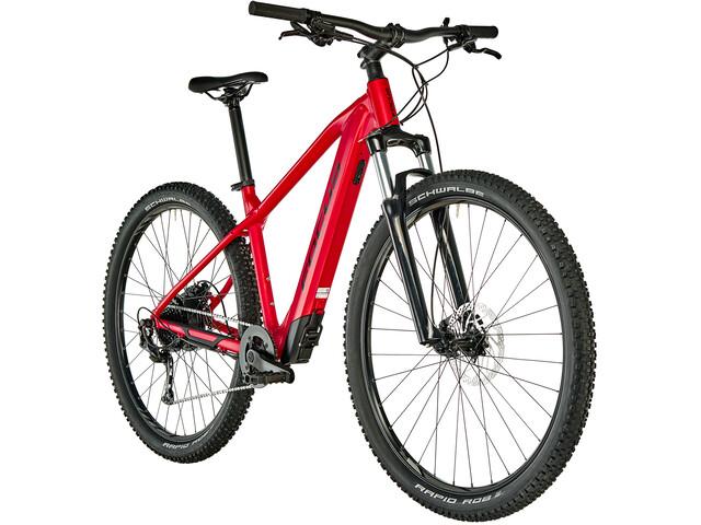FOCUS Whistler² 6.9 E-mountainbike rød (2019) | Mountainbikes